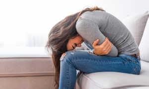 Боли при кисте яичника