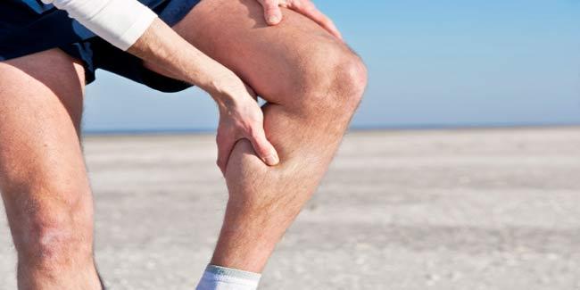 Болит мышца ноги