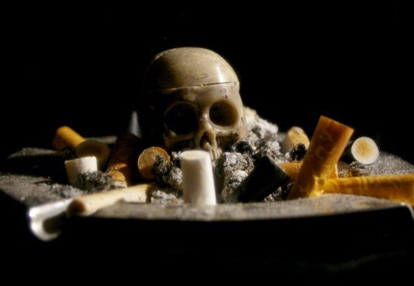 Курение смертельно опасно