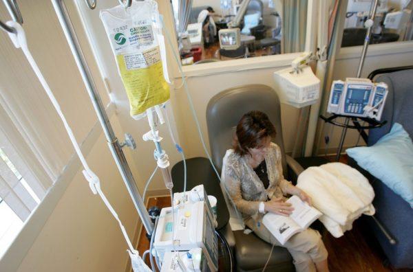 Химиотерапия для ракового больного