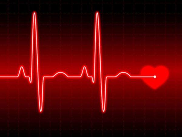 Часто бьётся сердце