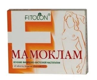 Препарат Мамоклам