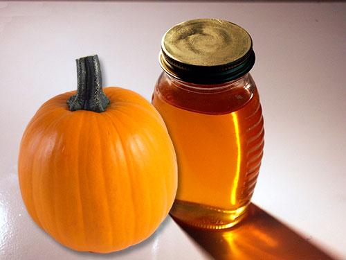 Тыква и мёд
