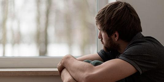Депрессия у человека