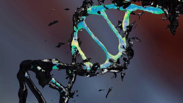Разрушенная ДНК