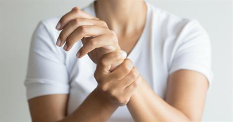 Самомассаж рук