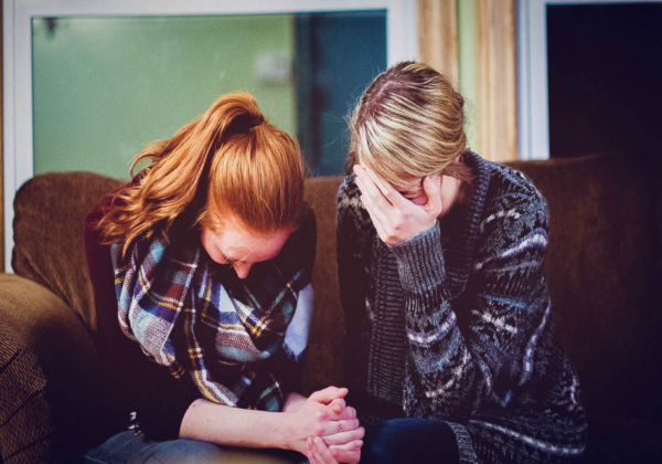 Женщины в депрессии