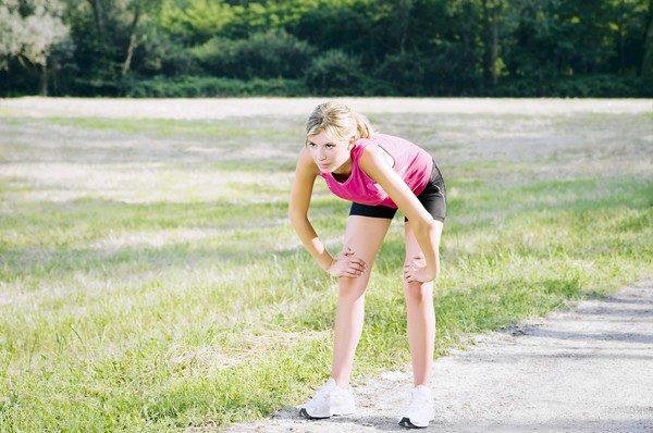 Одышка во время пробежки