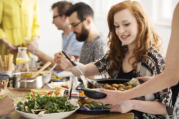 Здоровое питание для женщины