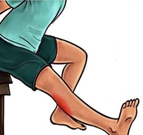 Судороги в ноге