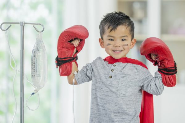 Химиотерапия для ребёнка