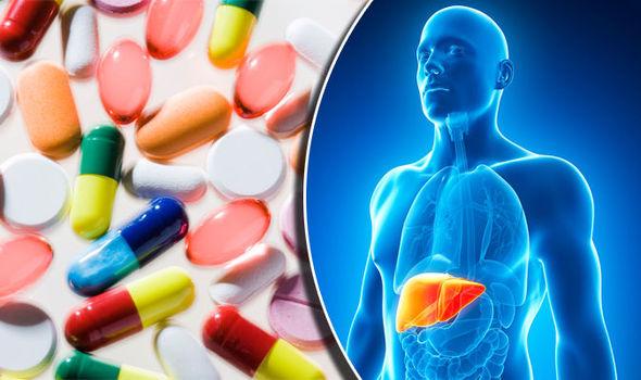 Лекарственные препараты для печени