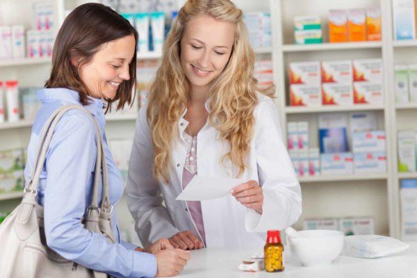 Назначение медикаментозной терапии