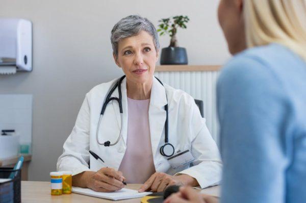 Консультация у врача-гинеколога
