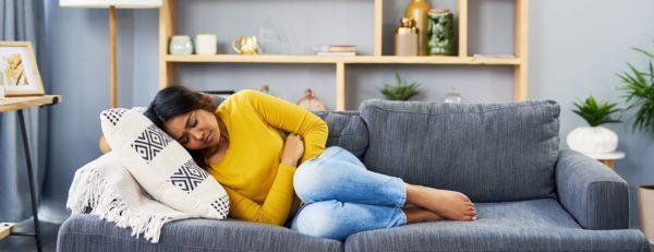 Симптоматика разрыва кисты яичника