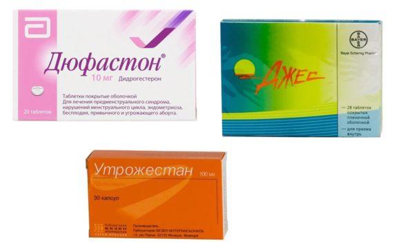 Гормональные препараты в терапии кисты