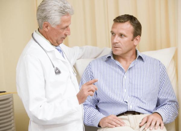 Назначение лечение урологом