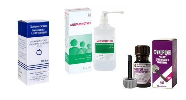 Препараты в послеоперационном периоде