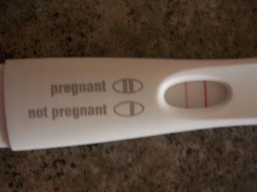 Ложноположительный тест на беременность