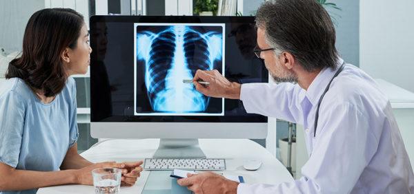 Диагностика здоровья лёгких
