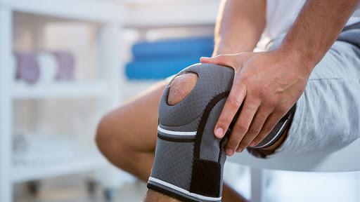 Травмирование колена